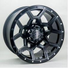 Диски R17 6x139,7 GT LGS30 9x17 6x139,7 ET0 DIA110,5 (matt black)