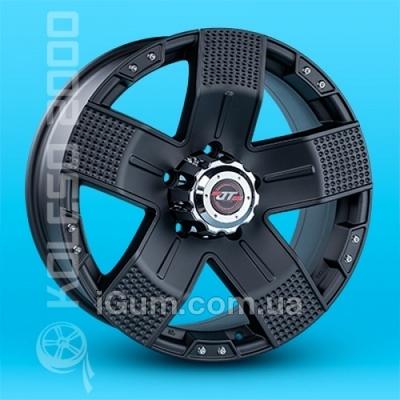 Диски JT R9305R 9x20 6x139,7 ET20 DIA110,5 (BKL/M)
