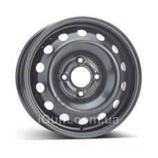 Диски R14 4x108 ALST (KFZ) 5990 Peugeot 5,5x14 4x108 ET34 DIA65,1 (black)
