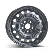 Диски R16 5x114,3 ALST (KFZ) 7625 Toyota 6,5x16 5x114,3 ET39 DIA60,1 (черный)