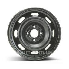 Диски R15 4x108 ALST (KFZ) 8055 Peugeot 6x15 4x108 ET23 DIA65,1 (black)
