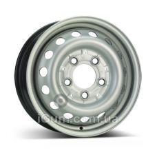 Диски R15 5x130 ALST (KFZ) 8555 Mercedes Benz 6x15 5x130 ET75 DIA84,1 (silver)