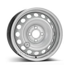 Диски R15 4x100 ALST (KFZ) 8932 Renault 6x15 4x100 ET40 DIA60,1 (silver)