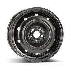 Диски R16 5x100 ALST (KFZ) 9552 Subaru 6,5x16 5x100 ET48 DIA56,1 (black)