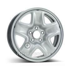 Диски R17 5x114,3 ALST (KFZ) 9993 Mazda 7x17 5x114,3 ET50 DIA67,1 (silver)