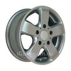 Диски R16 6x130 LSW L339 7x16 6x130 ET60 DIA84,1 (silver)