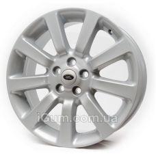 Диски R20 5x120 Land Rover OEM RRC502690XXX 8,5x20 5x120 ET58 DIA72,6 (silver)