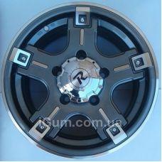 Диски R15 5x139,7 Lawu YL-3305 7x15 5x139,7 ET5 DIA108,1 (GSP)