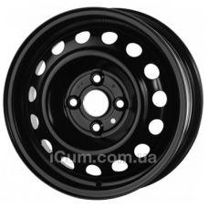 Диски R14 4x100 Magnetto 14000 5,5x14 4x100 ET43 DIA60,1 (black)