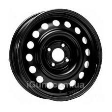 Диски R15 4x100 Magnetto 15002 6x15 4x100 ET40 DIA60,1 (black)