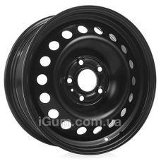 Диски R16 5x114,3 Magnetto 16010 6,5x16 5x114,3 ET38 DIA67,1 (black)