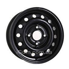Диски R16 4x108 Magnetto Peugeot 7x16 4x108 ET32 DIA65,1 (black)