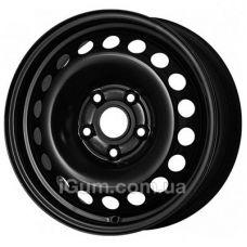 Диски R16 5x114,3 Magnetto 16012 6,5x16 5x114,3 ET45 DIA60,1 (black)