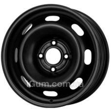 Диски R15 4x108 Magnetto R1-1651 6x15 4x108 ET23 DIA65,1 (black)