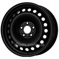 Диски R16 5x108 Magnetto R1-1707 6,5x16 5x108 ET50 DIA63,3 (black)