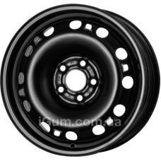 Диски R15 5x100 Magnetto R1-1727 6x15 5x100 ET38 DIA57 (black)