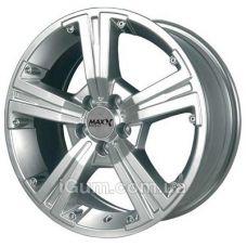 Диски R15 4x114,3 Maxx Wheels M393 6,5x15 4x114,3 ET35 DIA72,6 (SH)