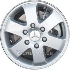 Диски R16 6x130 Mercedes OEM A0014018602 6,5x16 6x130 ET54 DIA84,1