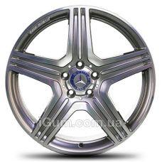 Диски Mercedes OEM A2184011802 9x19 5x112 ET37 DIA66,6 (BKF)