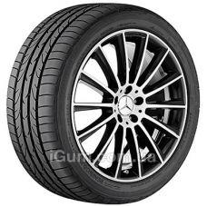 Диски Mercedes OEM A2224010500 9,5x20 5x112 ET38 DIA66,6 (anthracite polished)
