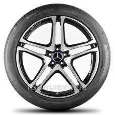Диски Mercedes OEM A2924013000 10x22 5x112 ET56,5 DIA66,6 (BKF)