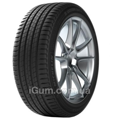 Шины Michelin Latitude Sport 3 225/60 R18 100V