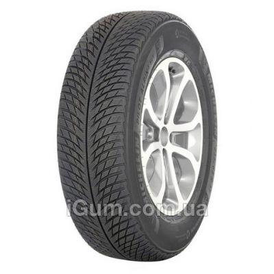 Шины Michelin Pilot Alpin 5 SUV 235/60 R17 106H XL