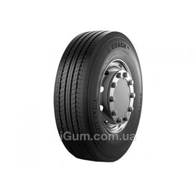 Шины Michelin X Coach HL Z (рулевая) 295/80 R22,5 154/149M