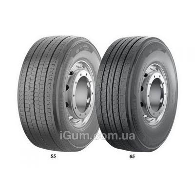 Шины Michelin X Line Energy F (рулевая) 385/65 R22,5 160K