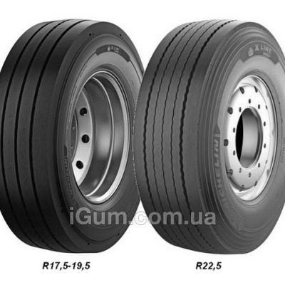 Шины Michelin X Line Energy T (прицепная) 245/70 R17,5 143/141J