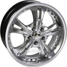 Диски R17 5x112 Monte Fiore MFW 47 7x17 5x112 ET37 DIA67,1 (silver)