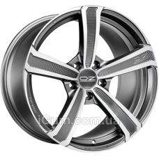 Диски R20 5x150 OZ Racing Montecarlo HLT 9,5x20 5x150 ET42 DIA110,1 (matt dark graphite+diamond cut)