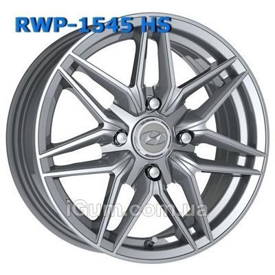 Диски RWP 1545 6x15 4x114,3 ET46 DIA67,1 (white)
