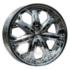 Диски R20 5x112 Racing Wheels H-378 8,5x20 5x112 ET45 DIA73,1 (chrome)