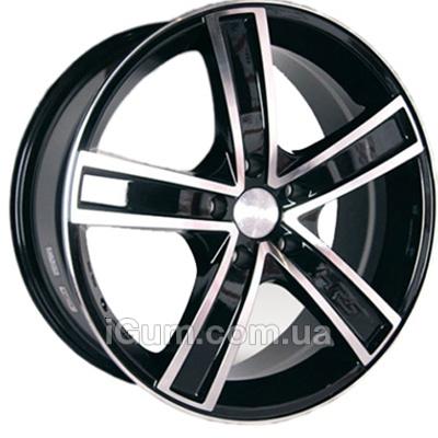 Диски Racing Wheels H-412 6x14 4x114,3 ET38 DIA67,1 (BKFP)