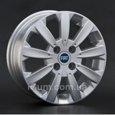 Шины Replay Fiat (FT4) 5,5x14 4x98 ET37 DIA58,1 (silver)