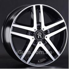 Диски Replay Mercedes (MR200) 6,5x16 5x112 ET60 DIA66,6 (BKF)
