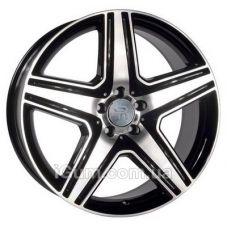 Диски R20 5x112 Replay Mercedes (MR72) 9x20 5x112 ET41 DIA66,6 (BKF)