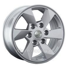 Диски Replay Mitsubishi (MI137) 7x16 6x139,7 ET38 DIA67,1 (silver)