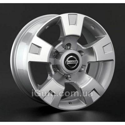 Диски Replay Nissan (NS5) 8x16 6x139,7 ET10 DIA110,5 (SF)