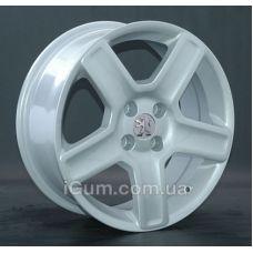 Диски Replay Peugeot (PG33) 7x17 4x108 ET29 DIA65,1 (silver)