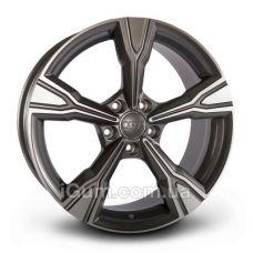 Диски R18 5x112 Replica Audi (GT51263) 8x18 5x112 ET35 DIA66,6 (GMF)