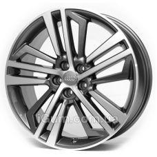 Диски Replica Audi (RX589) 8x20 5x112 ET39 DIA66,6 (GMF)