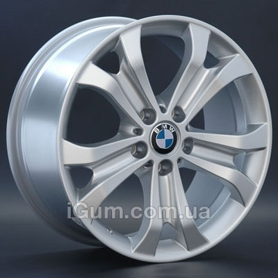 Диски Replica BMW (B81) 10x20 5x120 ET40 DIA74,1 (silver)