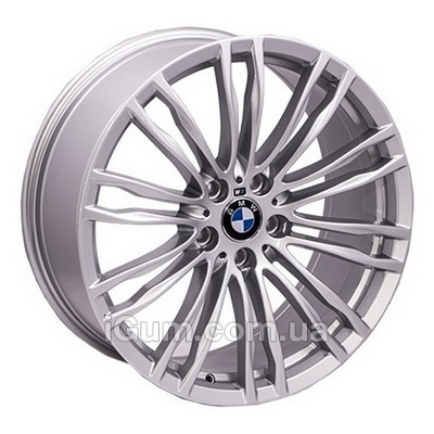 Диски Replica BMW (BK638) 8,5x20 5x120 ET37 DIA72,6 (silver)