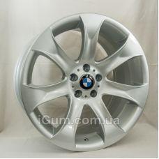 Диски Replica BMW (GT-BK155) 10,5x20 5x120 ET30 DIA74,1 (silver)