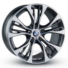 Шины Replica BMW (JH1025) 10x21 5x120 ET40 DIA74,1 (MGM)