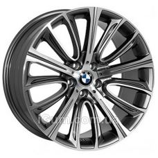 Диски Replica BMW (QC1200) 9,5x19 5x112 ET39 DIA66,6 (GMF)