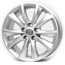Диски Replica Buick (RX441) 7x17 5x115 ET41 DIA70,1 (silver)