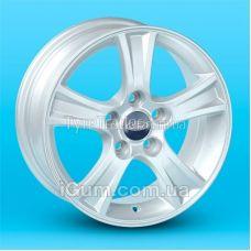 Диски Replica Ford (A-F5027) 6,5x15 5x108 ET40 DIA63,4 (silver)